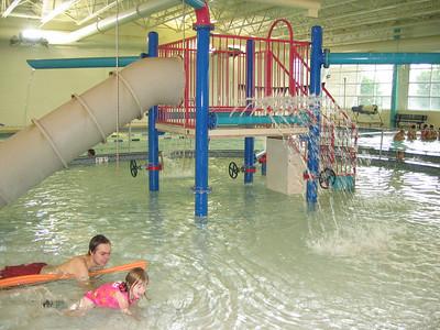 Memorial Park Pool - August 2006