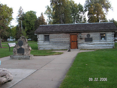 Nebraska - Original Pony Express Station