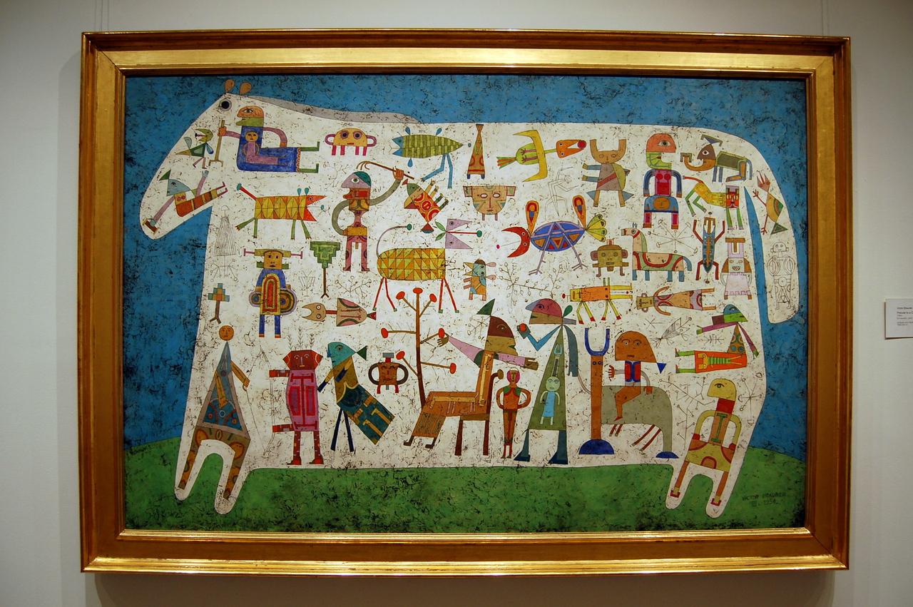 Cow  (The Met)