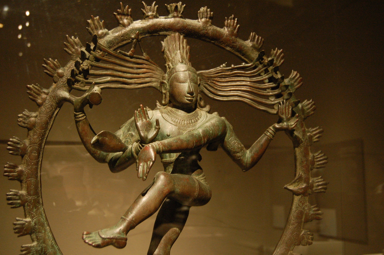 Chola Bronze (The Met)