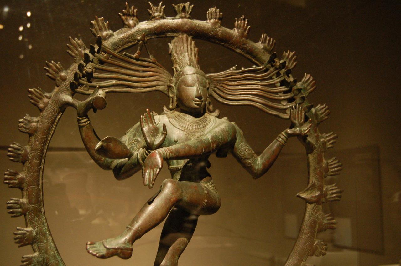 Chola Bronze (The Met)
