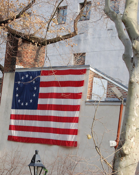 Original American Flag (Philly)