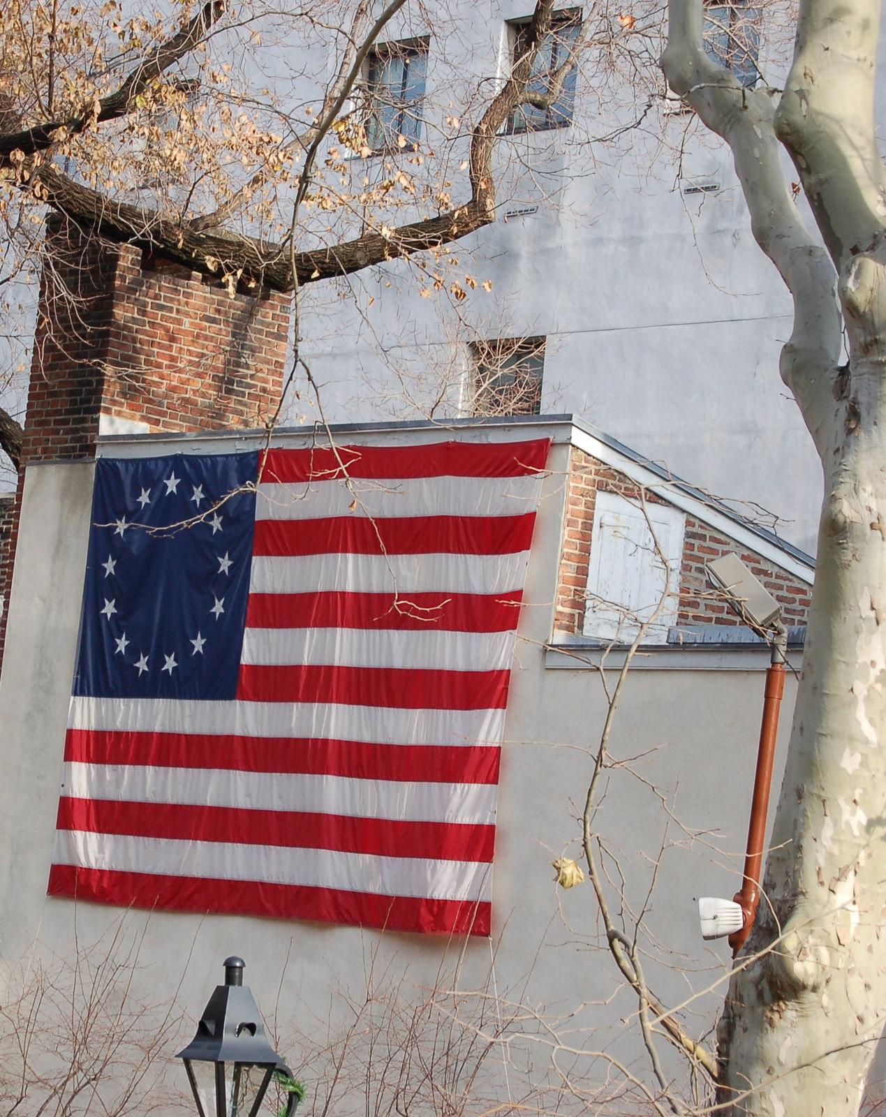 Original American Flag (Philly)