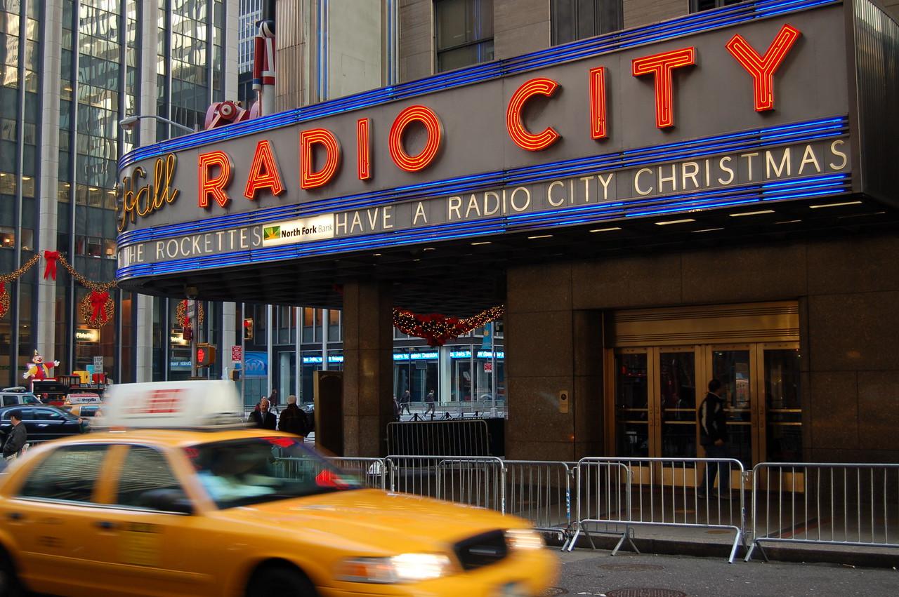Radio City Theatre