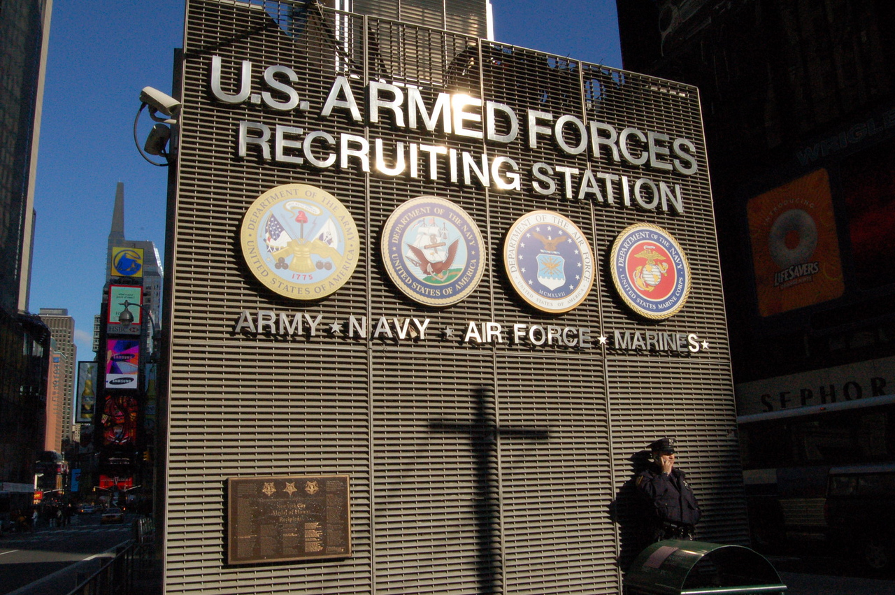 Christian influences in the Armed Forces?