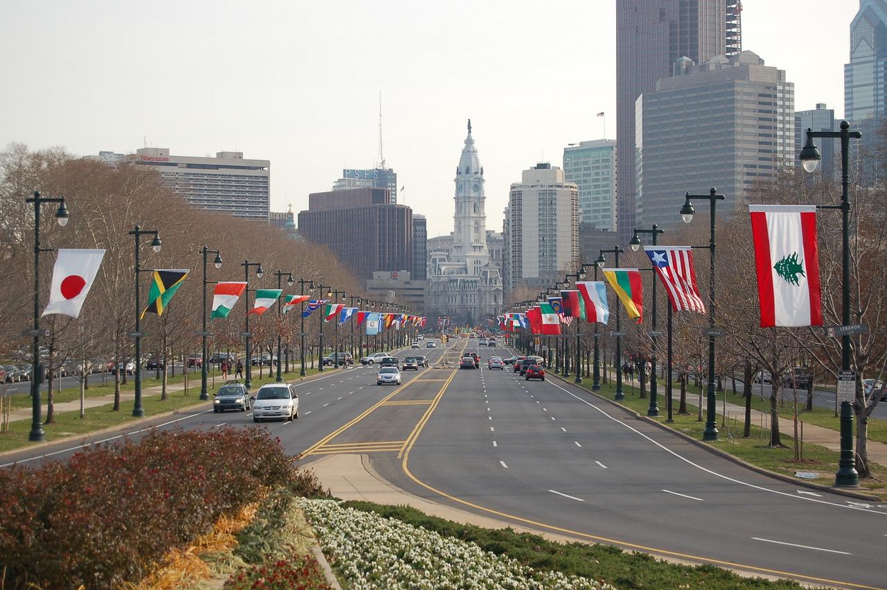 Boulevard, Philly