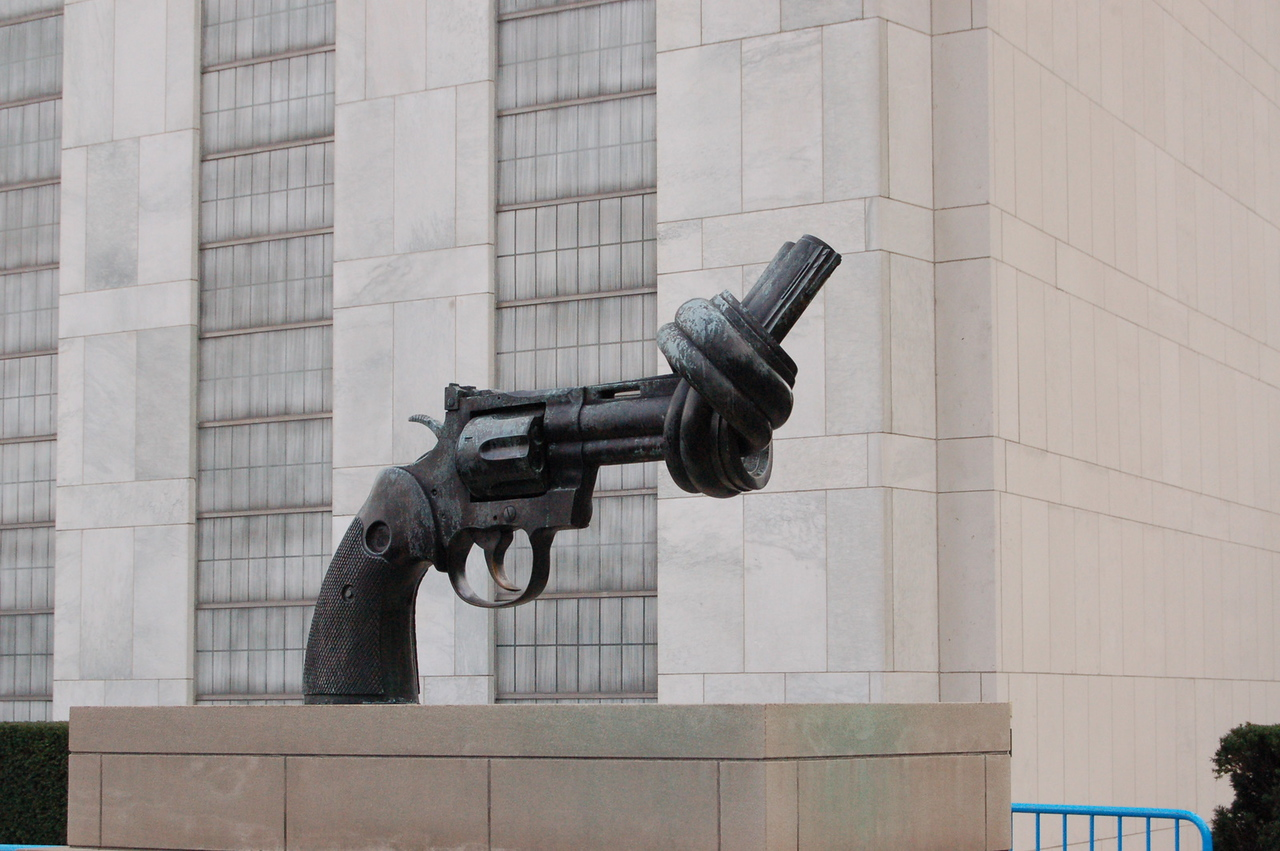 UN Pacifism