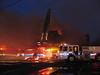 Newark 2-5-06 : Newark 3rd alarm at 81 Lafayette St. on 2-5-06