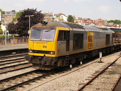 60076 passes 66082 at 1415-6v75 Dee Marsh-Margam as far as ADJ