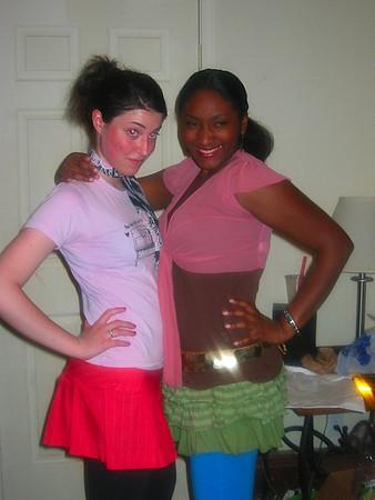 Ilana and Keer