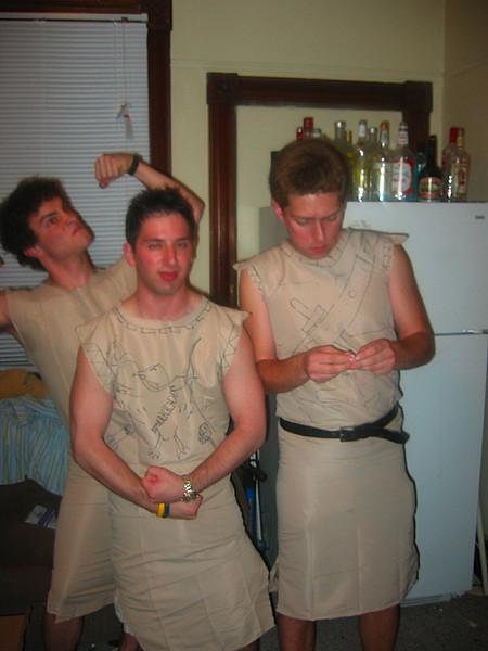 No Clothes Party (2006-04-21)