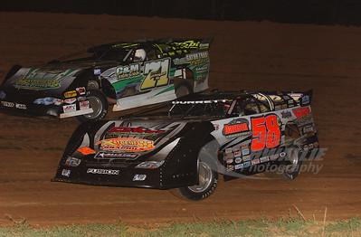 58 Garrett Durrett and 71w Chris Wall