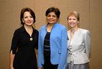 Carmen Dubroc, Dr. Vishaka N. Desai & Dolores Swirin