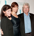 Kayce Freed Jennings, Carey Lowell & Richard Gere