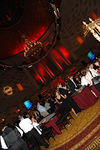 Inside Gotham Hall for Adults in Toyland Casino Night Gala
