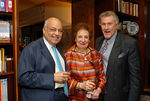 Barry Cohen, Yvonne Cohen and ?