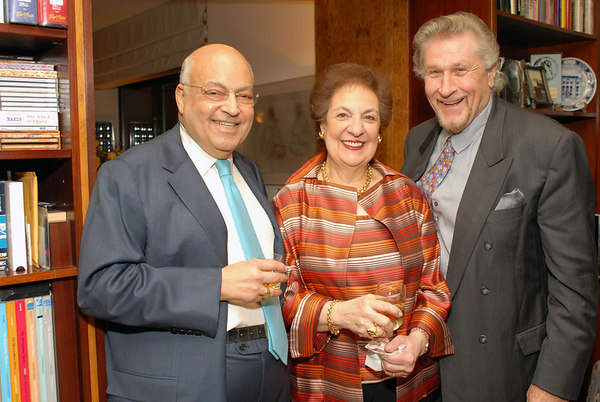 Barry & Yvonne Cohen Host Cocktail Party to Celebrate American Friends of Rabin Medical Center (AFRMC) Gala
