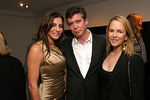 Ella Krasner, Jay McInerney and Anne Hearst