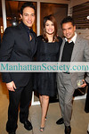 Eric Villency, Kimberly Guilfoyle Villency and Carlos Mota at Launch of Carlos Mota for Villency Atelier