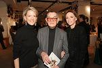 Diana Quasha, Albert Hadley and Michele Gerber Klein