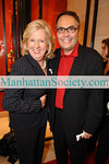 Linda Fairstein & Gordon Campbell