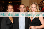 Anna Richardson, John Ordway & Stephanie March at Henri Bendel for SAFE HORIZON'S Junior Council's RED HOT NIGHT, a benefit for Safe Horizon