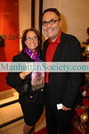 Pam Hootkin & Gordon Campbell at Henri Bendel for SAFE HORIZON'S Junior Council's RED HOT NIGHT, a benefit for Safe Horizon