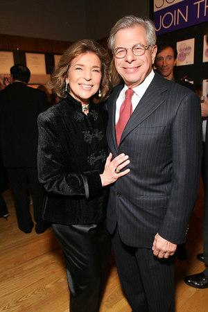 Dr. Samuel Waxman and Marion Waxman