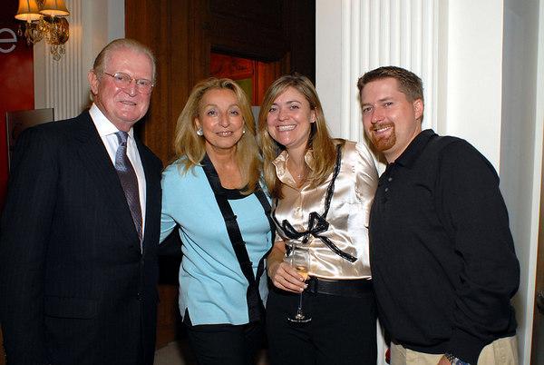 Michael Kennedy, Eleanore Kennedy, Jennifer Starr & Mr. Taylor Starr