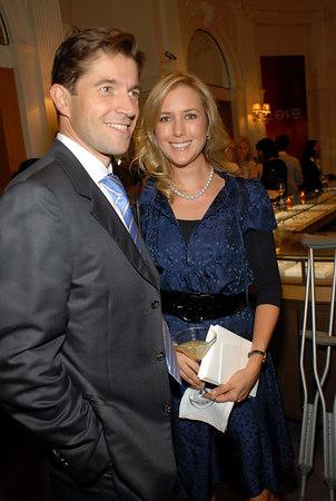Frederic de Narp & Christine Cachot