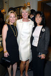Gillian Miniter, Suzanne Cochran & Wendy Carduner at Cartier for a Cocktail Party to Celebrate the Central Park Conservancy's Halloween Ball