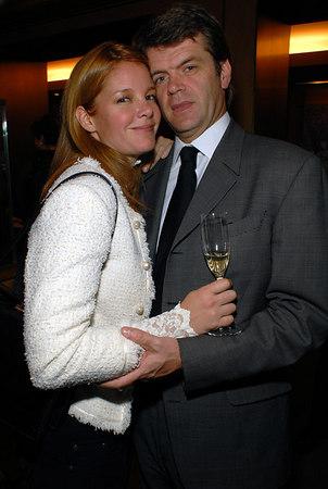 Mona Wyatt and Didier