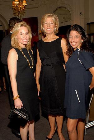 """Gillian Miniter, <a href=""""http://www.nysun.com/authors/Liz+Peek"""">Liz Peek</a> & Lisa Anastos"""