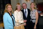Eleanore Kennedy, Suzanne Cochran, Michael Kennedy & Fiona Rudin