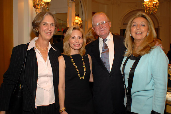Lydia Thomas, Gillian Miniter, Michael Kennedy and Eleanore Kennedy