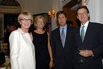 "Suzanne Cochran, <a href=""http://www.nysun.com/authors/Liz+Peek"">Liz Peek</a>, Eric Rudin, Robert Cochran"