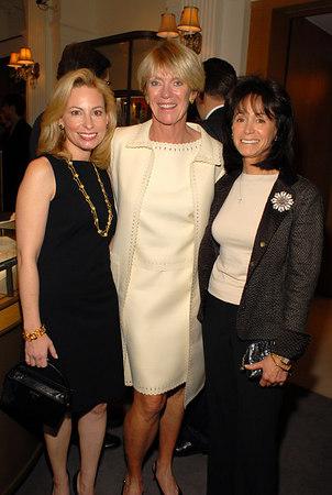 Gillian Miniter, Suzanne Cochran & Wendy Carduner