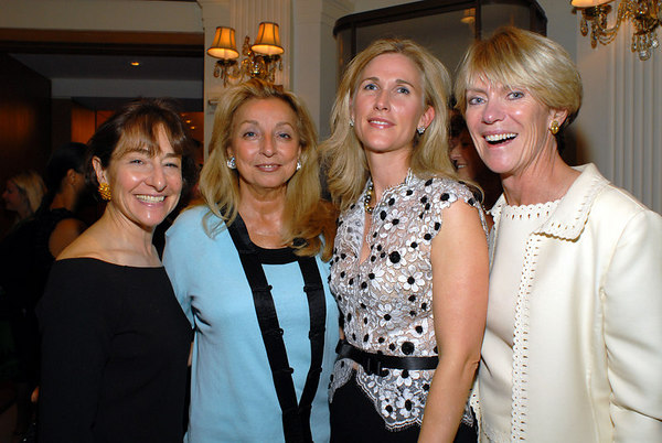 Nancy Paduano, Eleanore Kennedy, Fiona Rudin & Suzanne Cochran