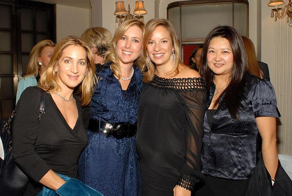 Kat Cohen,Christine Cachot, Coralie Charriol and Susan Shin
