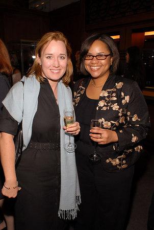 Heather Smith & Charmaine Fearon