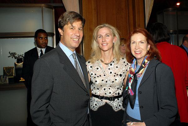 Eric Rudin, Fiona Rudin & Diane Schoenthal