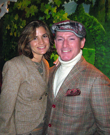 Christy Scott Cashman and Montgomery Frazier