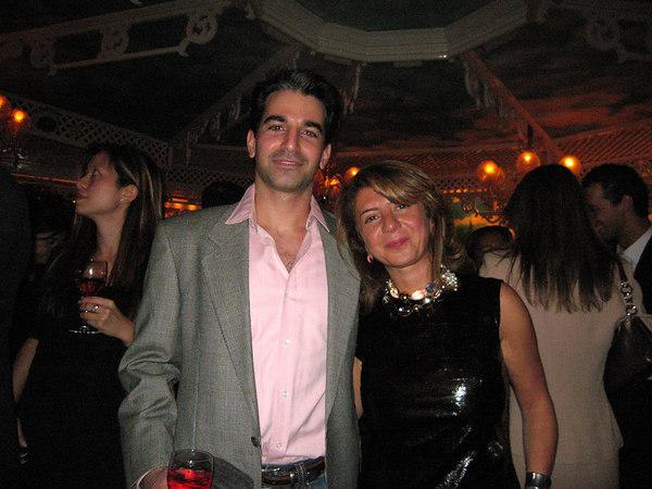 Alex Pasha Bahadori & Anait Bian