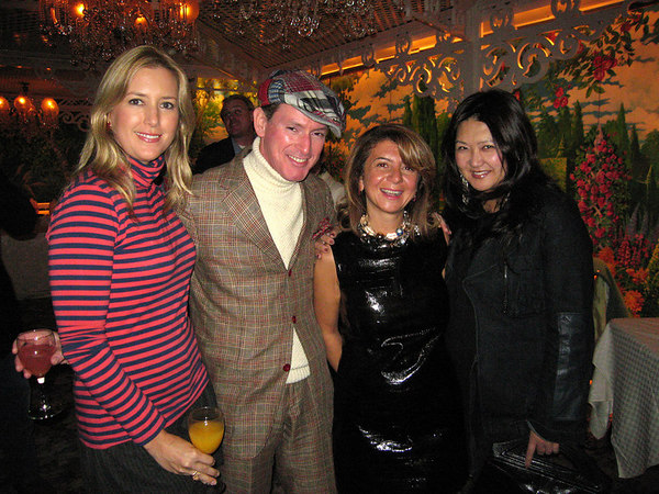 Christine Cachot, Montgomery Frazier, Anait Bian & Susan Shin