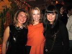 Anait Bian, Laura Wells and ?
