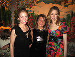 Laura Wells, Anait Bian and Melissa Berkelhammer