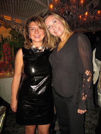 Anait Bian and Christina Wood