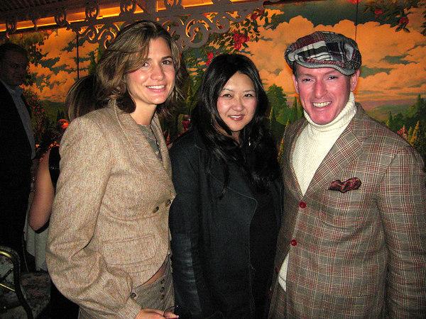 Christy Scott Cashman, Susan Shin & Montgomery Frazier