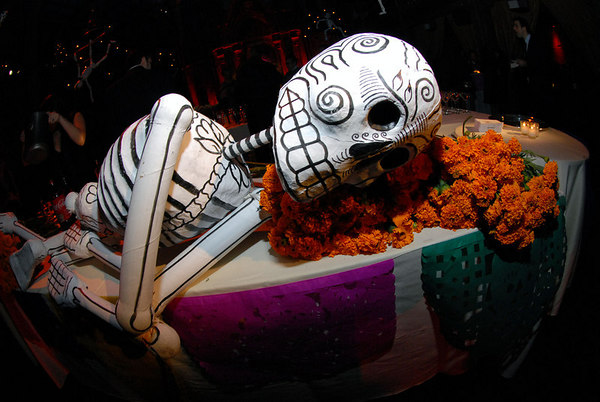 "El Museo del Barrio: ""Young International Circle Benefit to Celebrate Día de los Muertos"""