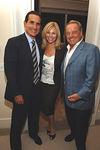 John Stark,  Judy Gilbert & Rod Gilbert